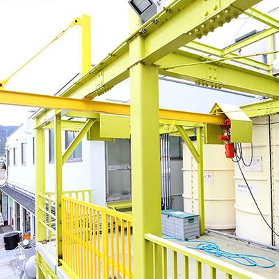 工場 安全対策 スロープ効率 工場設備 スペース活用 作業性