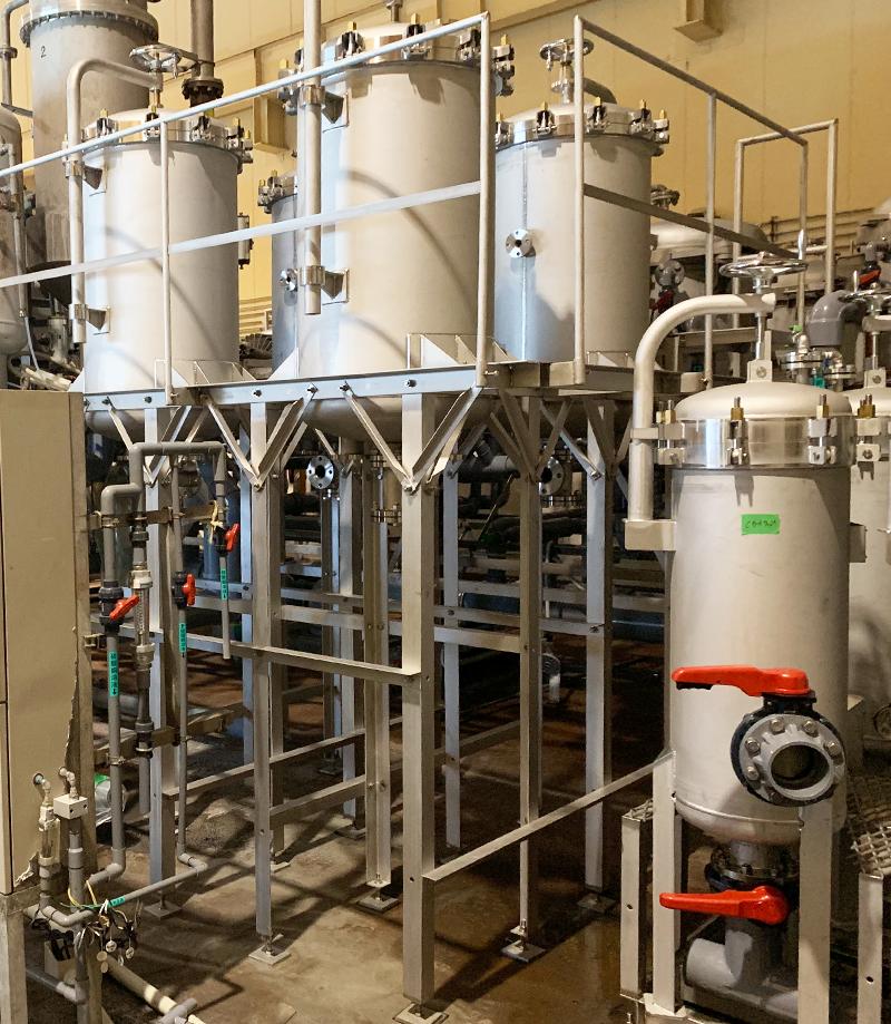 工場設備の窓口トップ 工場 安全対策 スロープ効率 工場設備 スペース活用 作業性